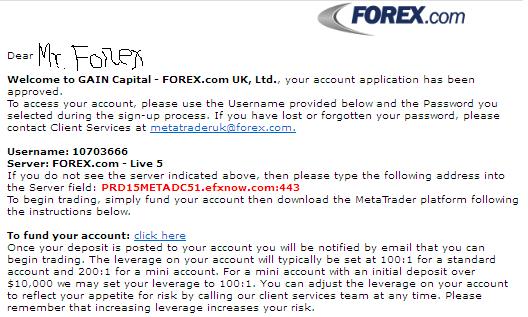 Forex.com uk